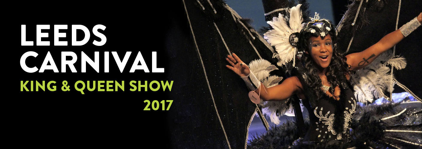 50th Anniversary Leeds Carnival King & Queen Show