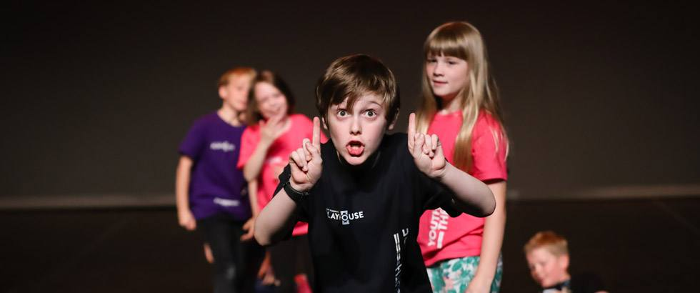 Youth Theatre 5-7s Explore and Discover
