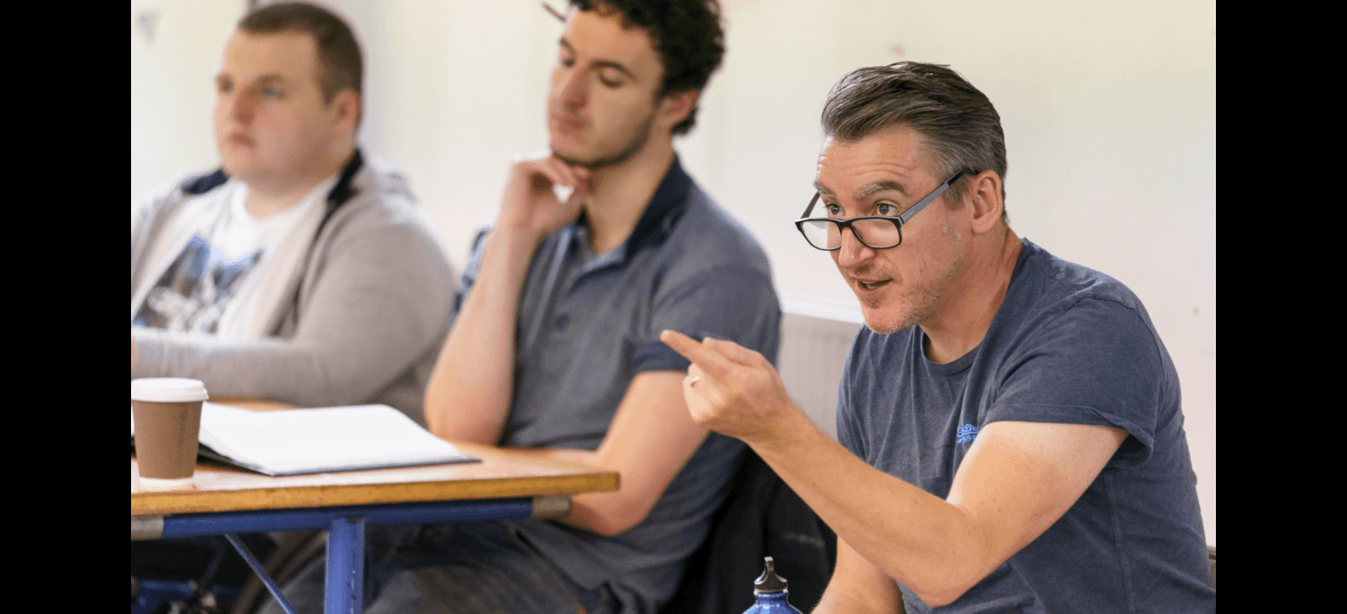 RTYDS Introduction to Directing for D/deaf &Disabled Directors