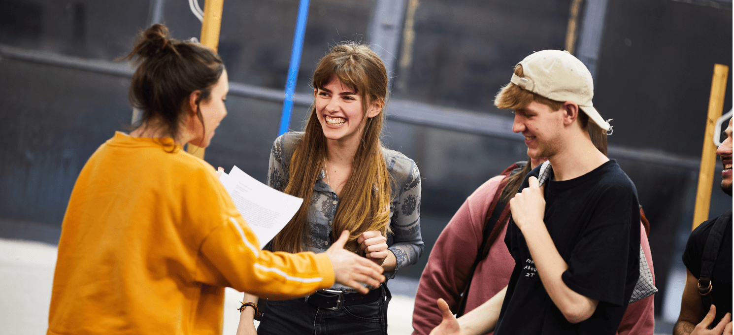 New Views – Playwriting for 14-19s Find Out More