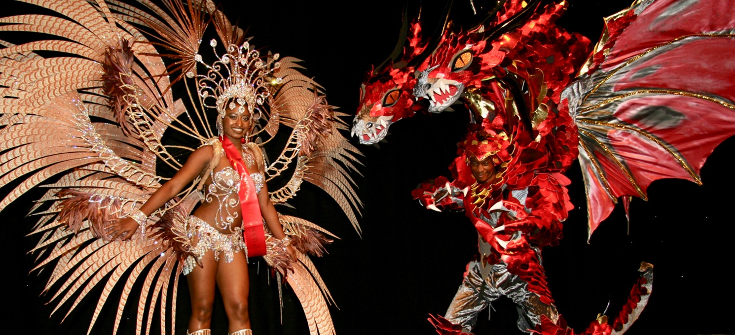 Leeds West Indian Carnival: King & Queen Show 2021 (Live Stream)